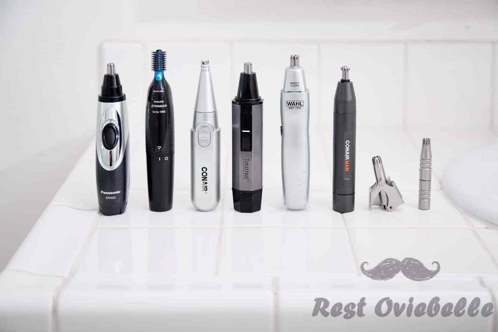 10 Best Nose Hair Trimmers & Ear Hair Trimmers That Work of 2021