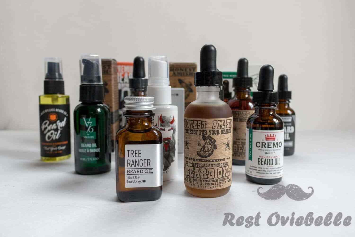 best smelling beard oils