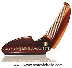 Edition Kent 87t Folding Beard Mustache Comb