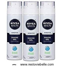 Nivea Shave For Men Sensitive Shaving Gel