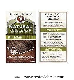 Clairol Natural Instincts Semi-permanent Hair Color Kit 1