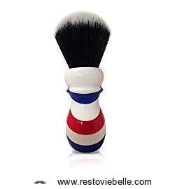Haircut Shave Co- Synthetic Shaving Brush