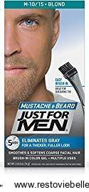 Just For Men Beard Dye Brush-In Color Gel 1