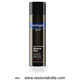 Neutrogena Men Razor Defense Shave Gel 1