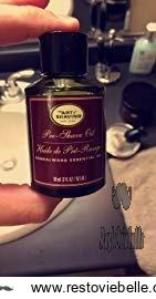 The Art Of Shaving Pre-shave Oil Sandalwood 1