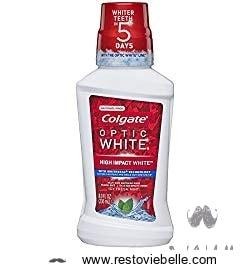 Colgate Optic White Mouthwash