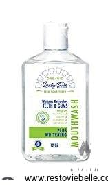 Lucky Teeth Organic Mouth Wash