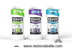 Reach Complete Care 8-In-1 Plus Whitening Mouth Rinse 1