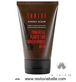 Thrive All Natural Men's Face Scrub