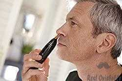Philips Norelco nose hair trimmer rechargeable 1