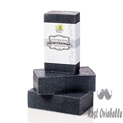 Activated Charcoal Soap Bar (3