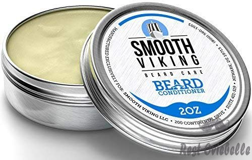 Smooth Viking Beard Conditioner for Men 1