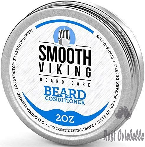Smooth Viking Beard Conditioner for