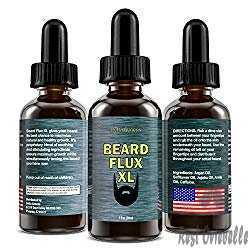 Beard Flux Xl Oil Caffeine Beard Growth