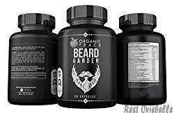 Beard Garden Hair and Mustache Supplement