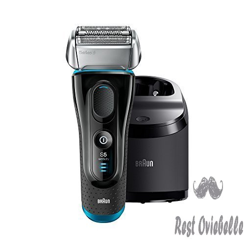 Braun 5190cc Best Electric Shaver for Tough Beard
