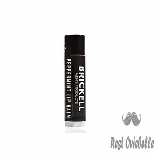 Brickell Men's No Shine Lip