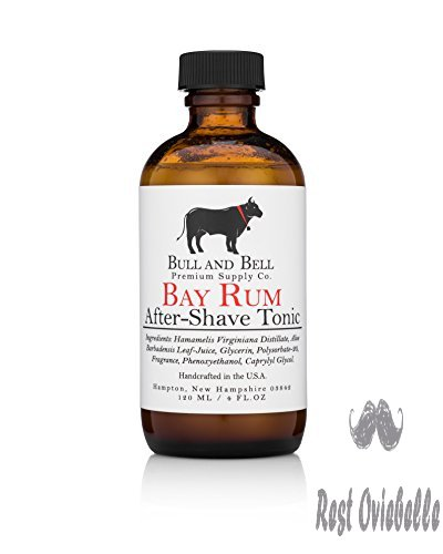 Bull and Bell Aftershave Tonic