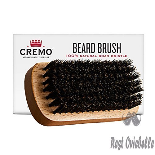 Cremo 100% Boar Bristle Beard