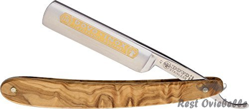 DOVO Inox Straight Razor with