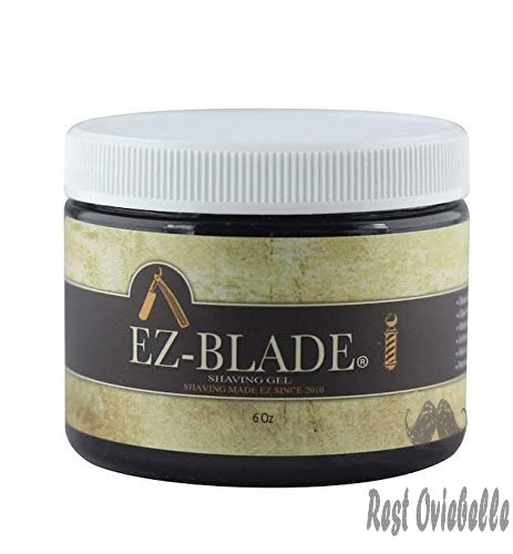 EZ BLADE Shaving Gel (6