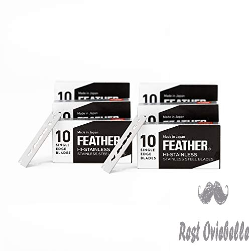 Feather FHS-10 Single Edge Razor
