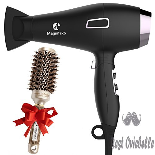 Ionic Hair Dryer with FREE