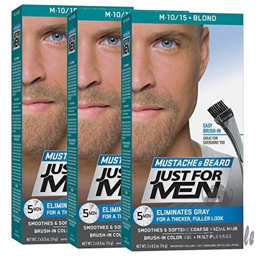 Just For Men Mustache &