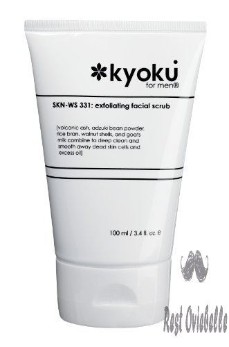 Kyoku For Men Exfoliating Facial