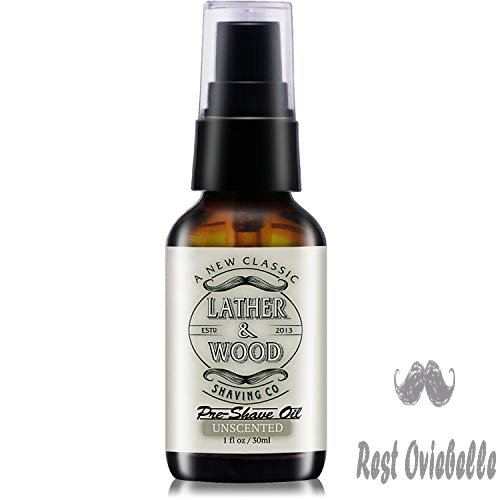 Best Pre-Shave Oil, Sandalwood, Premium
