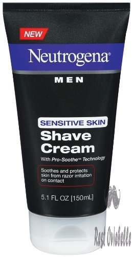 Neutrogena Men Sensitive Skin Shave
