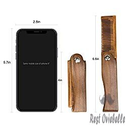 Onedor Folding Beard Comb 1