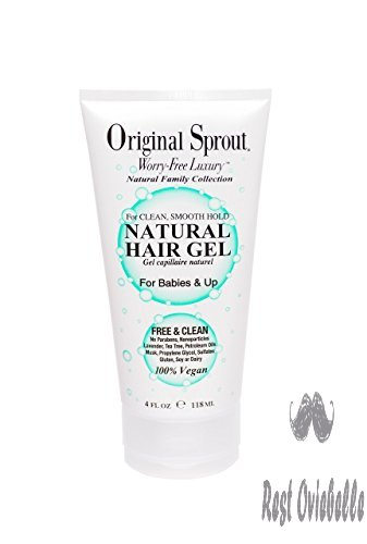 Original Sprout Natural Hair Gel