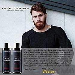Polished Gentleman Beard Growth and Thickening Shampoo 1