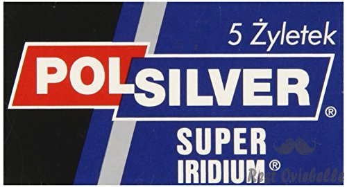 Polsilver Super Iridium Double Edge