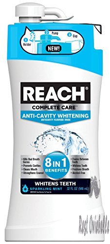 Reach Complete Care 8-In-1 Plus