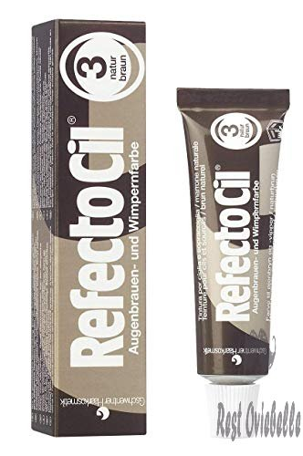 RefectoCil Cream Hair Dye (NATURAL