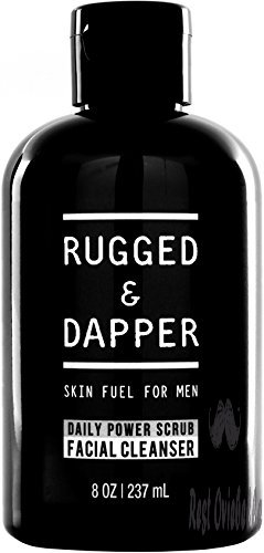 Rugged Dapper Facial Cleanser For Men
