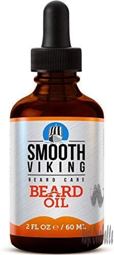 Smooth Viking Beard Oil for