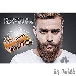 Viking Revolution Beard Comb 1