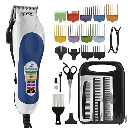 Wahl Corded Clipper Color Pro