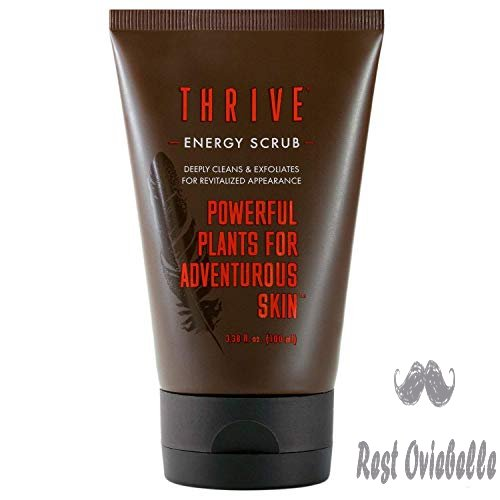 THRIVE Natural Face Scrub for
