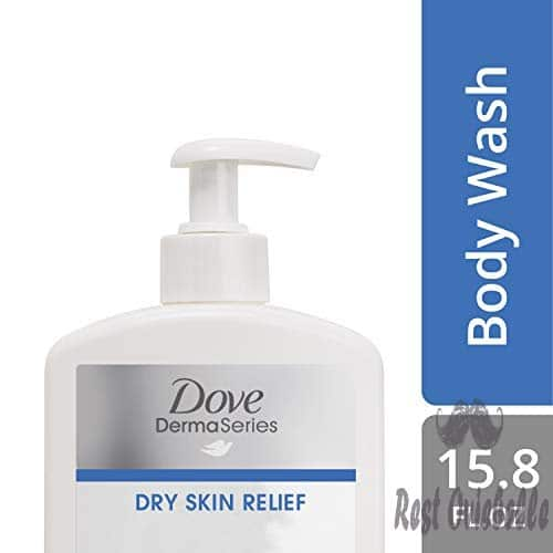 Dove Fragrance-Free Body Wash, for