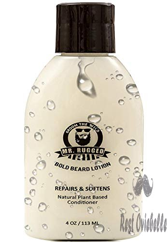 Mr- Rugged Beard Lotion Conditioner