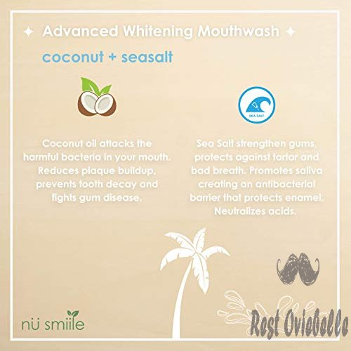 Nu Smile Whitening Mouthwash 1