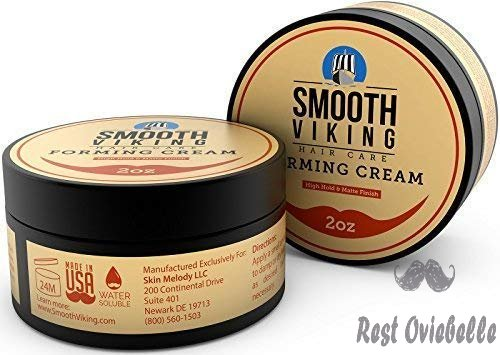 Forming Cream For Men - High Hold Matte Finish 1