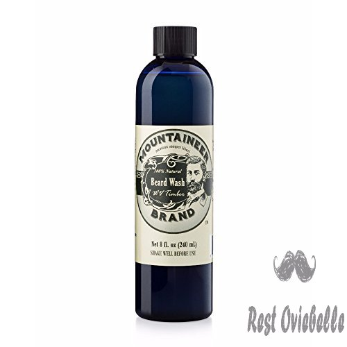 Mountaineer Brand All Natural Beard Wash