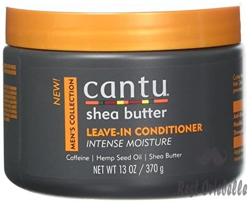 Cantu Shea Butter Men's Leave-In Conditioner