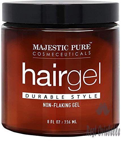 MAJESTIC PURE Hair Gel for