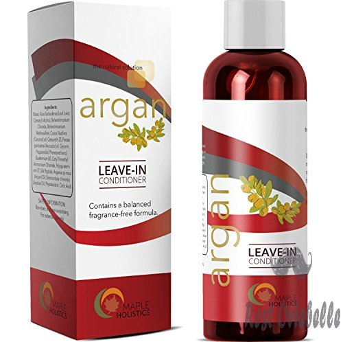Maple Holistics Moroccan Argan Oil Leave-In Conditioner